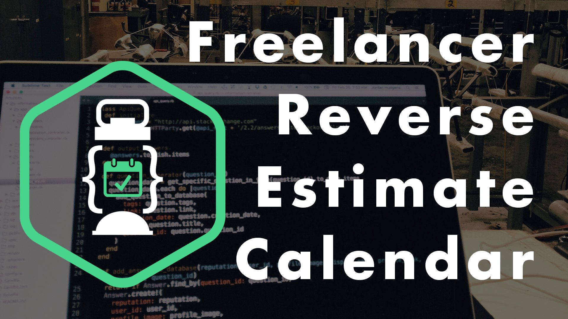Creating a Reverse Development Calendar for Challenging Features