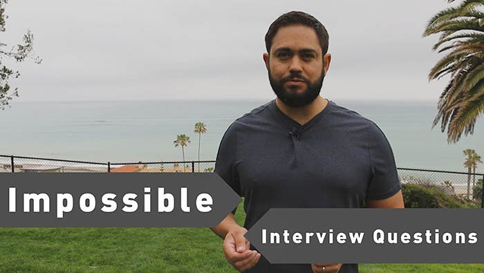 answering impossible interview questions