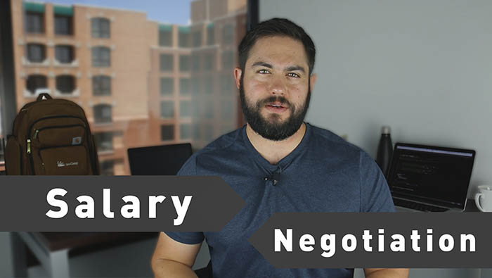 developer salary negotiation