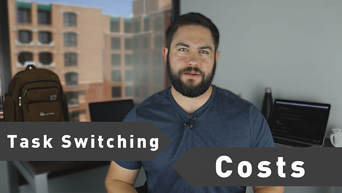 task switching costs