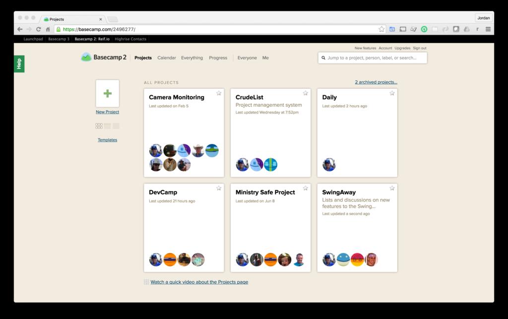 Top Project Management Tools