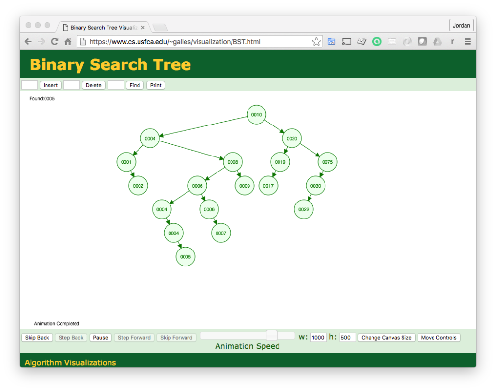why do binary search trees have to be balanced