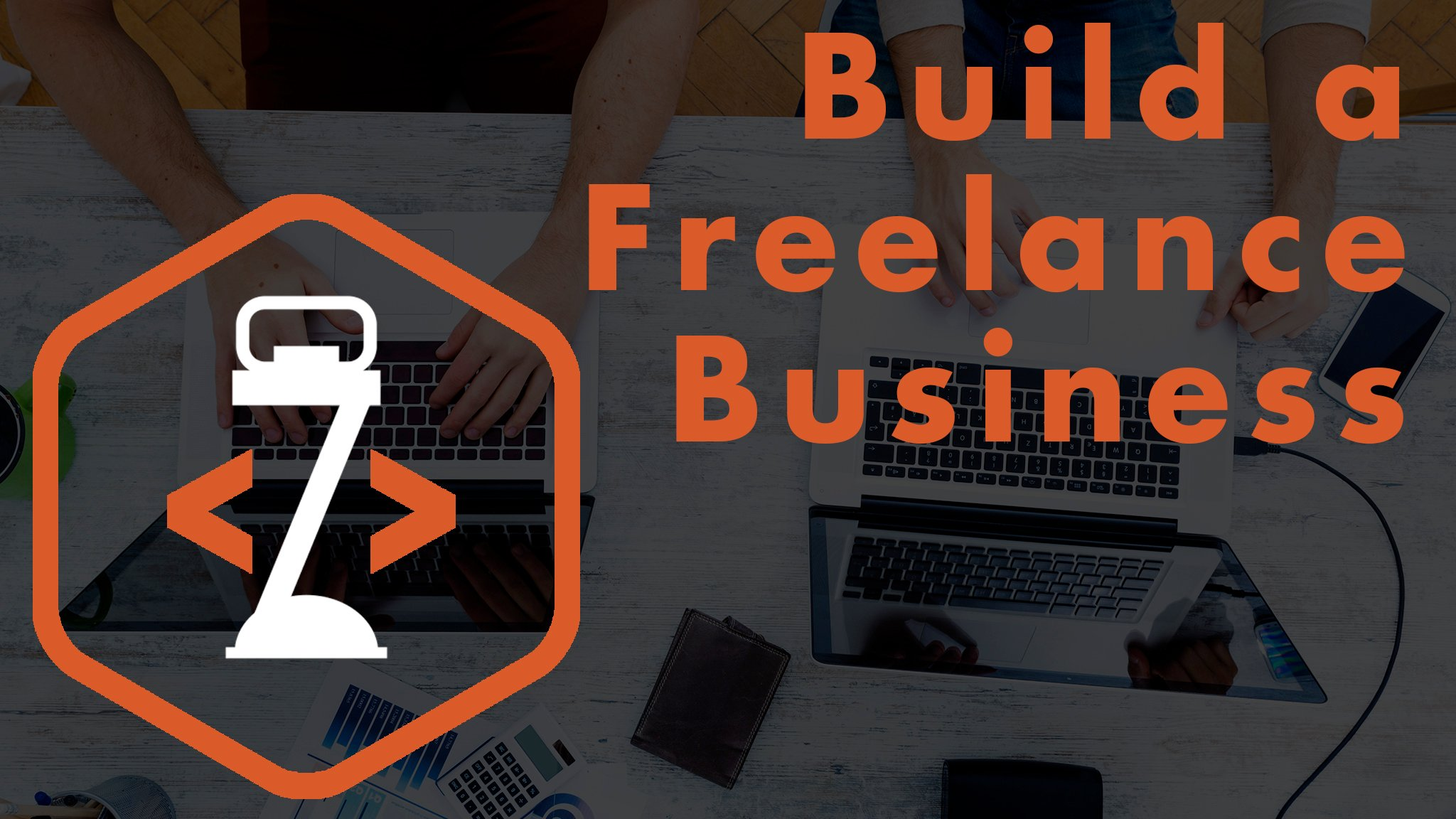 organically growing a freelance business